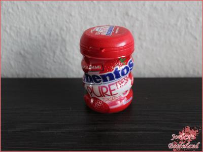 Mentos Pure Fresh Erdbeere