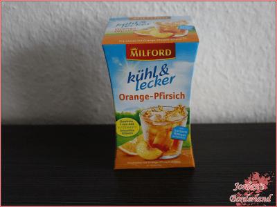 MILFORD kühl & lecker Orange-Pfirsich
