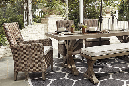 outdoor patio deck furniture at