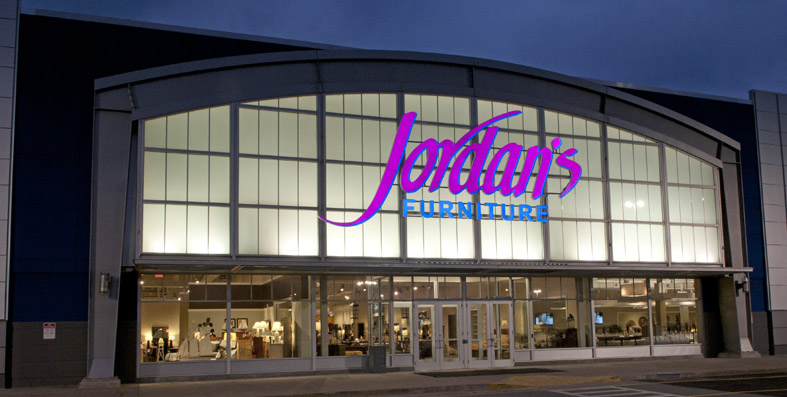 Jordans Furniture Store In Warwick RI