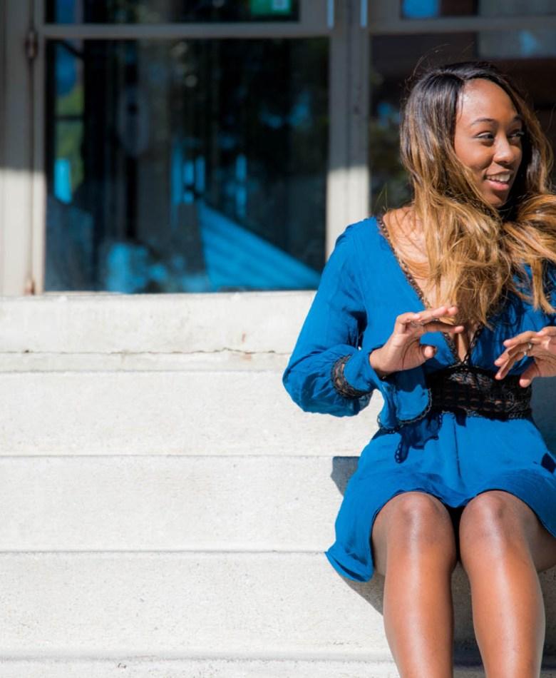 The Hat Logic - Black, Woman, American, Blogger, & Student, black women, black bloggers, female bloggers, fashion bloggers, fashion bloggers honesty, honest bloggers, lifestyle blogger, black female blogger, atlanta blogger, for love and lemons, revolve, aspen cierra photo, self-love, race relations, black girl magic
