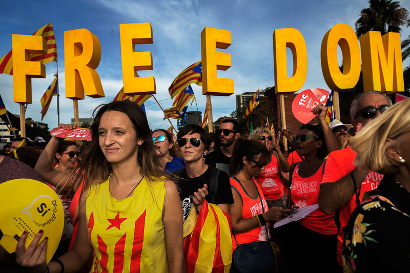 Catalonian National Day
