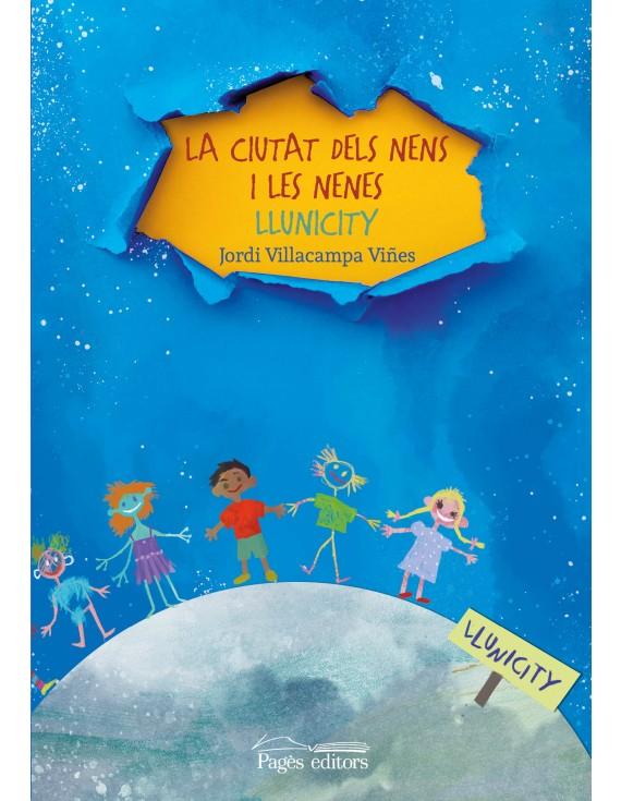 """""""La ciutat dels nens i les nenes"""" a Lleida TV"""