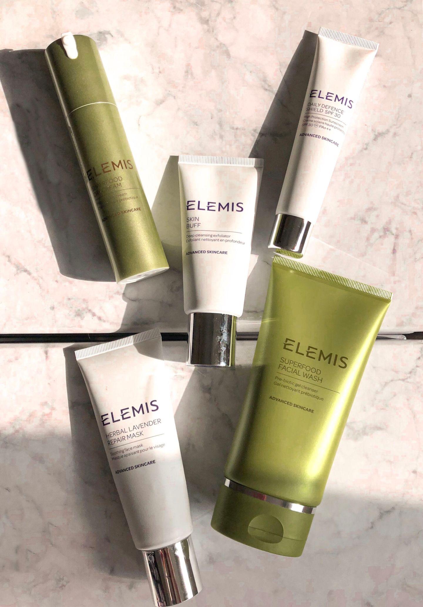 Elemis Skincare - Lockdown Skincare