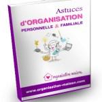 ebook d'astuces d'organisation maison