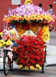 Rickshaw melaka