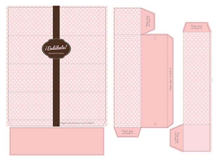 cajas para macarons