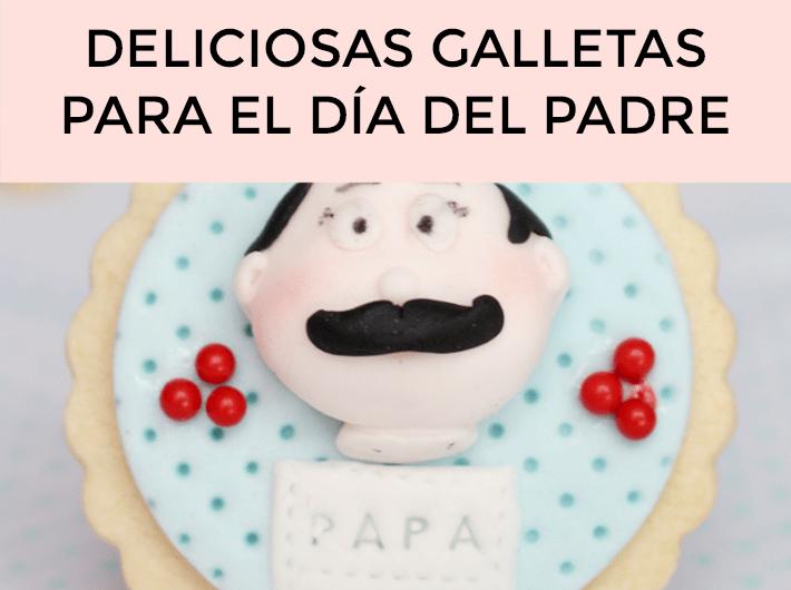 galletas para el dia del padre