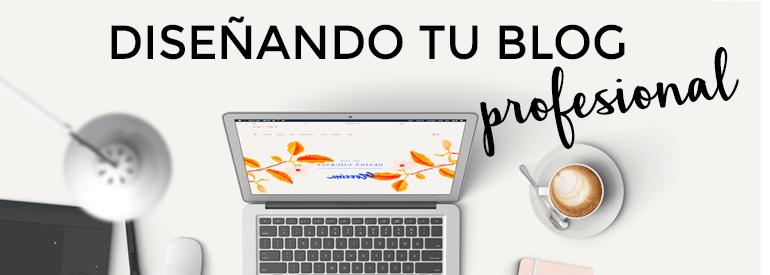 Lee más sobre el artículo Diseñando tu Blog Profesional