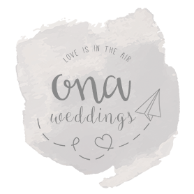logos de fotografos profesionales ona weddings