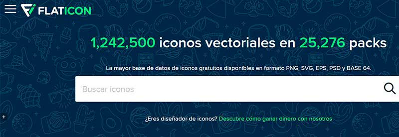 vectores gratis flaticon