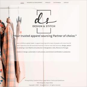 Design & Stitch Web