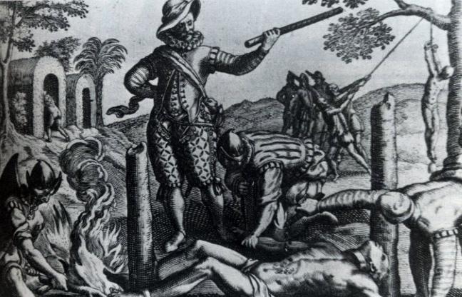 Image result for jorge robledo conquistador