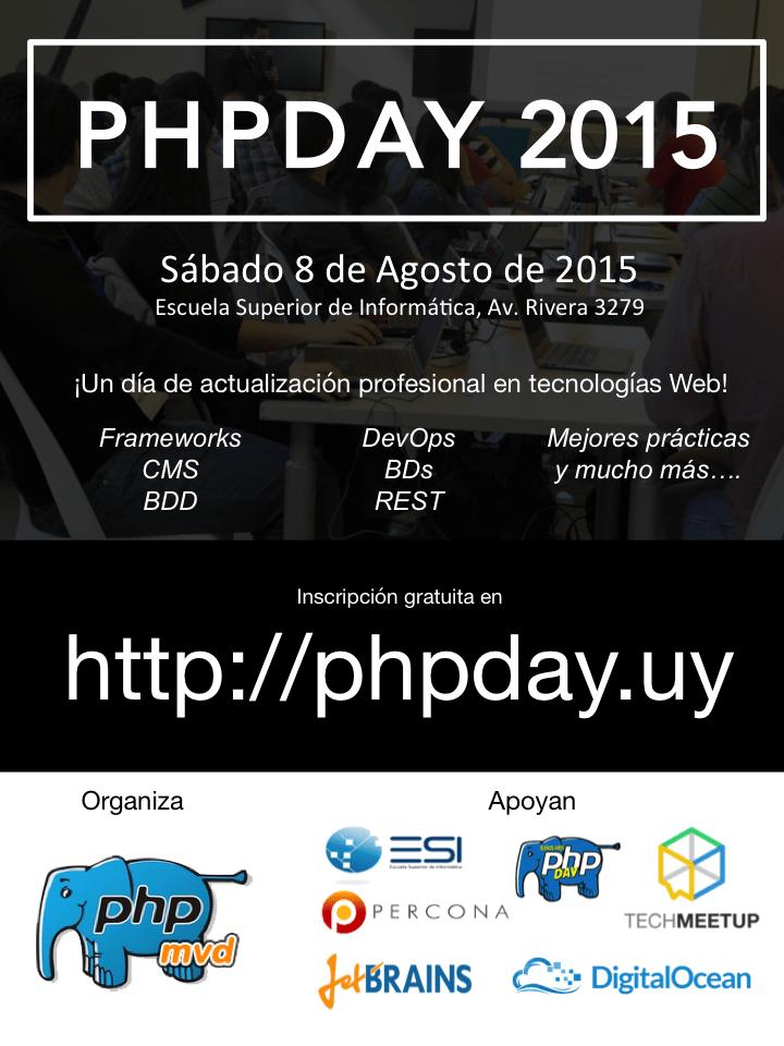 PHPDay Uruguay