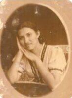 Retrato de mãe