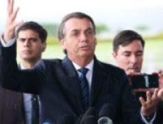 O DESRESPEITO DO PRESIDENTE JAIR BOLSONARO COM A IMPRENSA