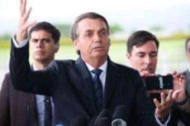 Bolsonaro convoca o povo para as ruas