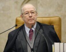 Ministro Celso de Mello arquiva pedido de apreensão de celular de Bolsonaro