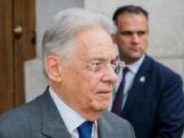 FHC - É melhor o fim de Bolsonaro do que do povo