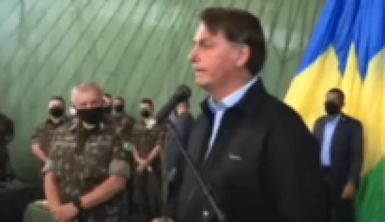 Bolsonaro negando o perigo da Covid 19 está ajudando a matar seus eleitores
