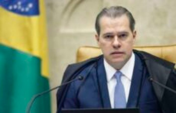 Toffoli nega pedido da AGU, para atender interesses de Bolsonaro