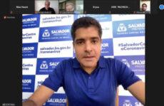 Salvador - ACM Neto decreta protocolo de reabertura de novas atividades