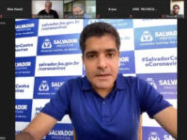 Salvador - Prefeitura apresenta dados e oficializa fase dois da retomada de atividades