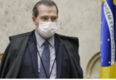 Ar condicionado sem manutenção pode ter causado pneumonite alérgica em Tofffoli