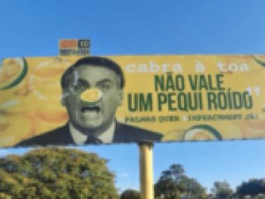 Tocantins - Bolsonaro não vale um pequi roído