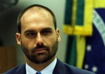 O depoimento de Eduardo Bolsonaro