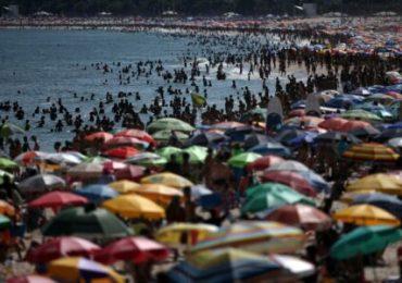 Veja as consequencias das praias lotadas dos últimos 15 dias