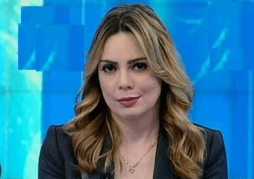 Rachel Sheherazade foi demitida por e-mail
