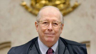 Ex- ministro Celso de Mello: rejeita práticas negacionistas de mentes obscurantistas e grito necrófilo