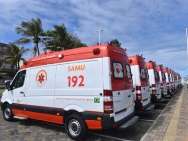 SAMU recebe cerca de 20 mil trotes durante a pandemia
