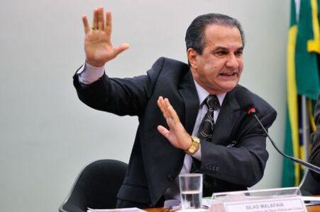 Bolsonaro reage as críticas de Malafaia