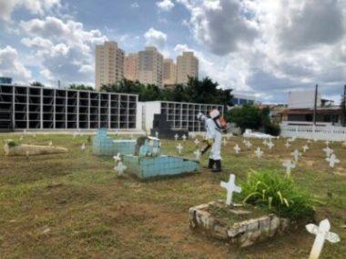 Salvador- Cemitérios municipais terão medidas especiais durante Finados