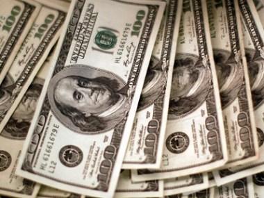 Dólar aproxima-se de R$ 5,70 e fecha no maior nível em cinco meses