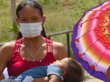 Covid-19 já alcança mais da metade dos povos indígenas