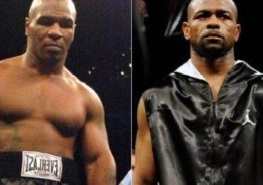 Mike Tyson  x  Roy Jones
