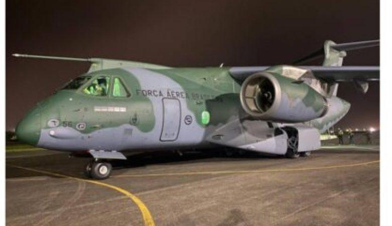 Maior avião de carga do Brasil está nos EUA