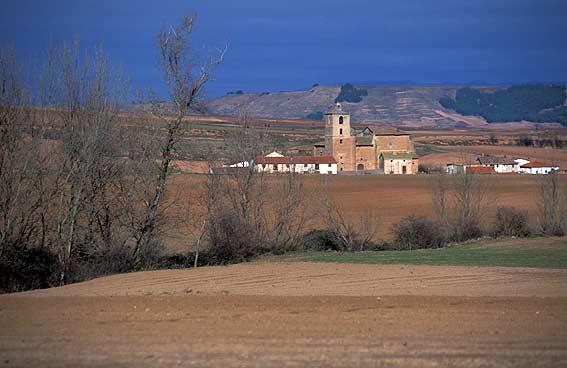 Cañas y su monasterio
