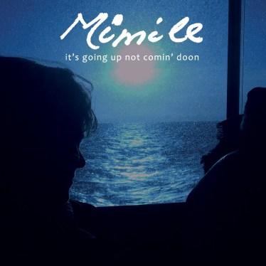 1e album: it's going up not comin' doon