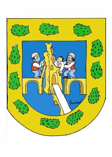 Nuevo escudo - Rocha