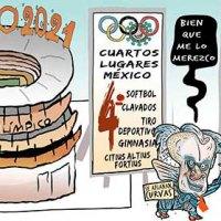 México premiará cuartos lugares