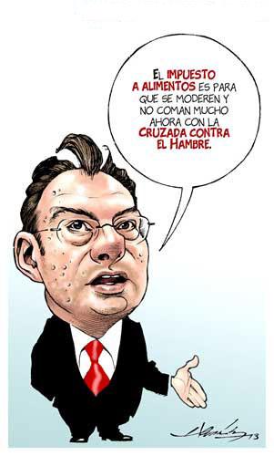 Gobierno precavido - Hernández