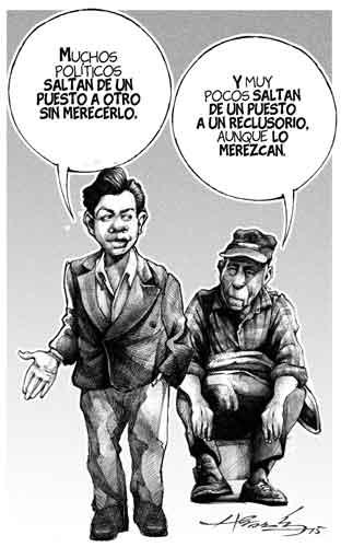 Chapulines de ocasión - Hernández