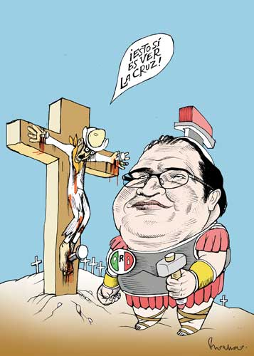 Veracrucifixión - Rocha