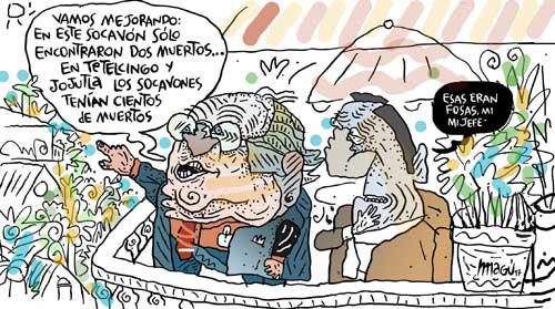 Morelos multihoyos -  Magú