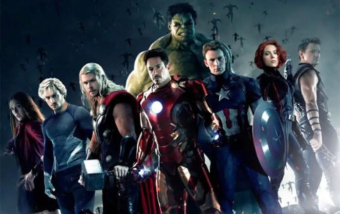 Imagem de Vingadores: Era de Ultron