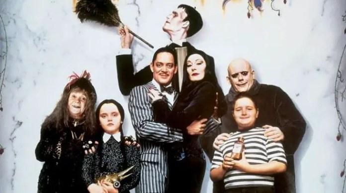 Imagem do filme A Família Addams